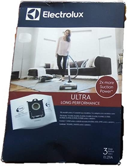 Type S Vacuum Cleaner Bags by Electrolux Homecare Products 3PK