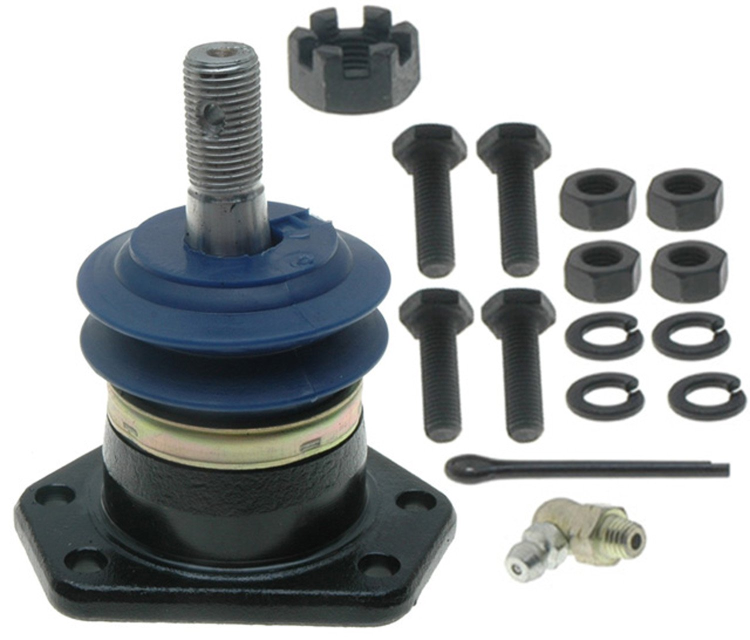 Acdelco 45d0016 Professional Front Upper Suspension Ball Joint Gmc Envoy Assembly Well Wreapped