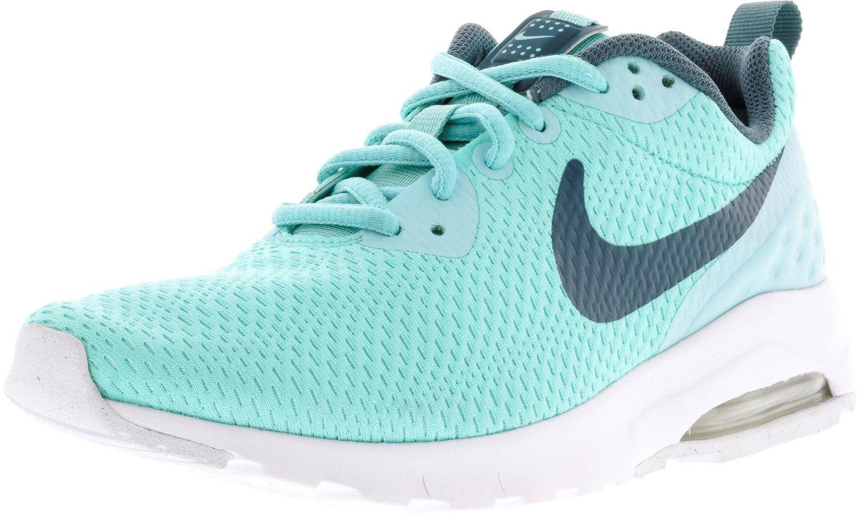 NIKE Women's Air Max Motion Lw Running Shoe B00Y0IPAKS 7.5 B(M) US|Aurora Green/Iced Jade/White