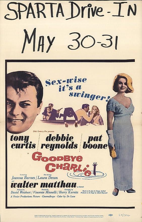 Amazon.com: Goodbye Charlie 1964 Authentic 14