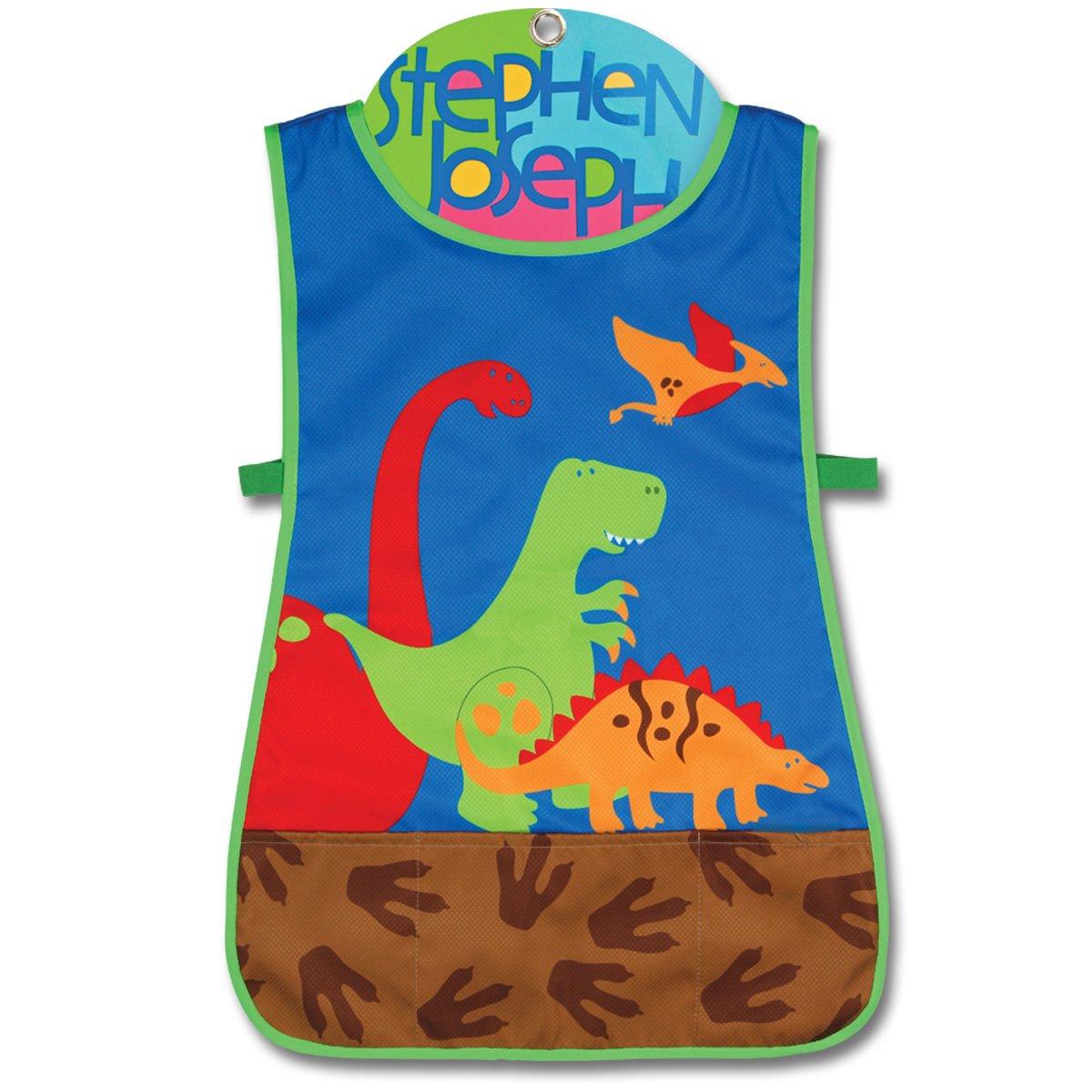 Stephen Joseph Craft Apron Dinosaur