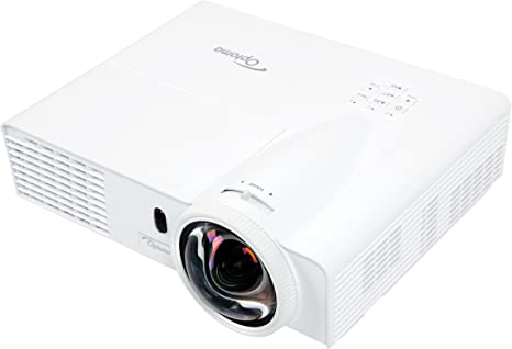 Optoma X305ST XGA 3000 Lumen Full 3D DLP Short Throw Projector with HDMI