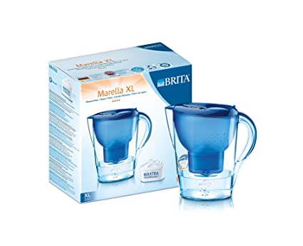 BRITA Marella XL Water Filter Jug and Cartridge 6baeb1385b9a