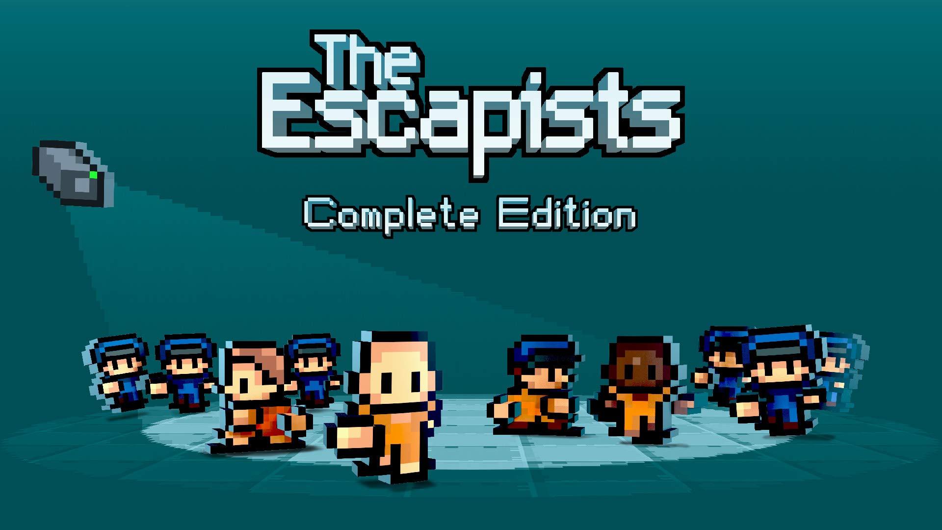 Amazon com: The Escapists: Complete Edition - Nintendo Switch