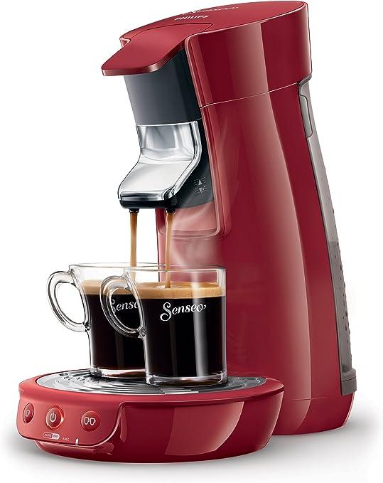 Philips HD7825/80 - Cafetera monodosis Senseo (1 m, 1450 W, 220 ...