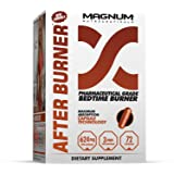 Magnum Nutraceuticals After Burner - Bedtime Fat Burner,72 capsules