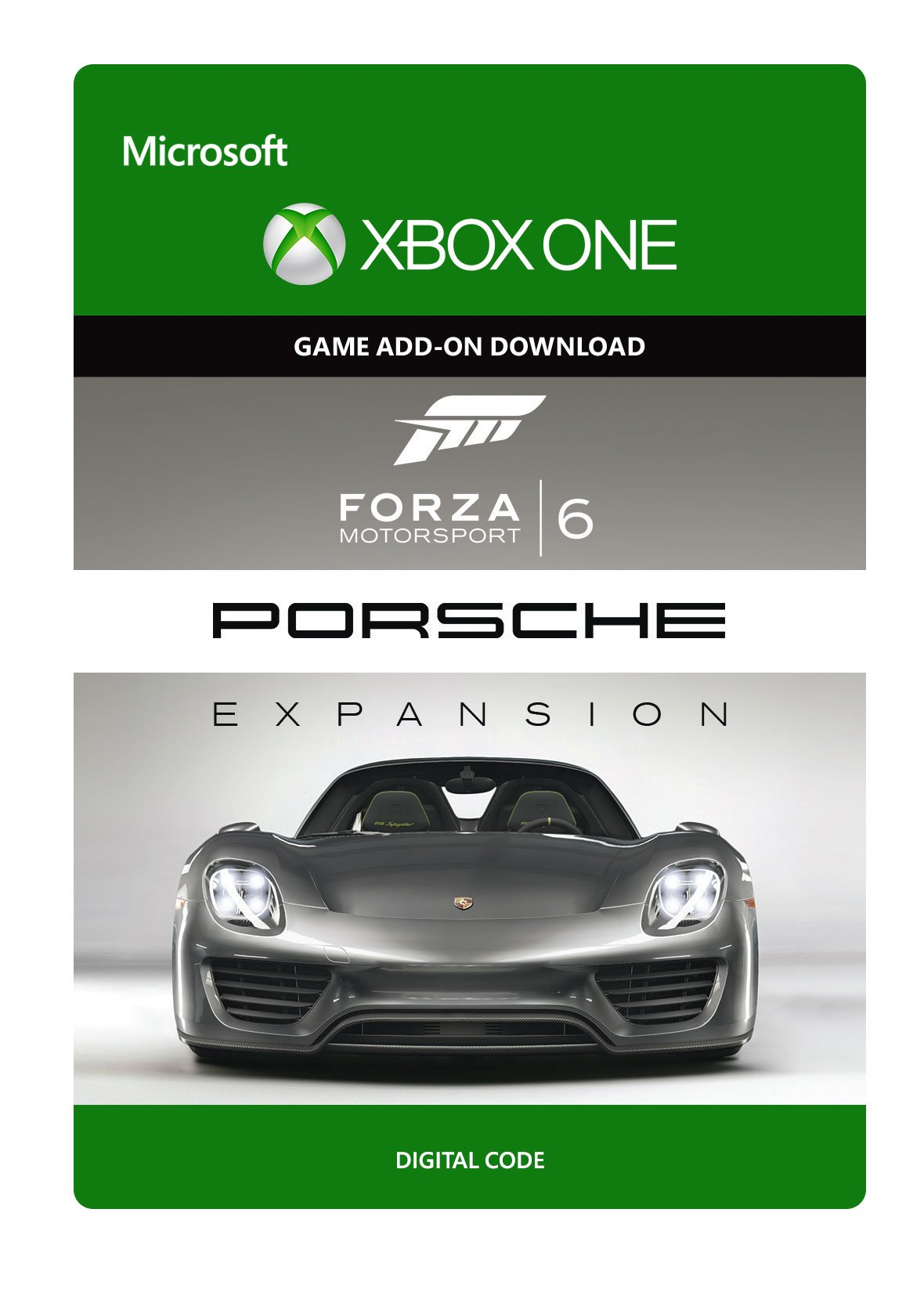 Amazon com: Forza Motorsport 6: Porsche Expansion - Xbox One