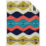Pendleton Saguaro Crib Blanket - Pistachio