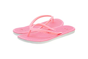 buy online 450bb c6cc4 Nike Girls Solarsoft thong 2 Flip-Flops Baby pink Rosa ...