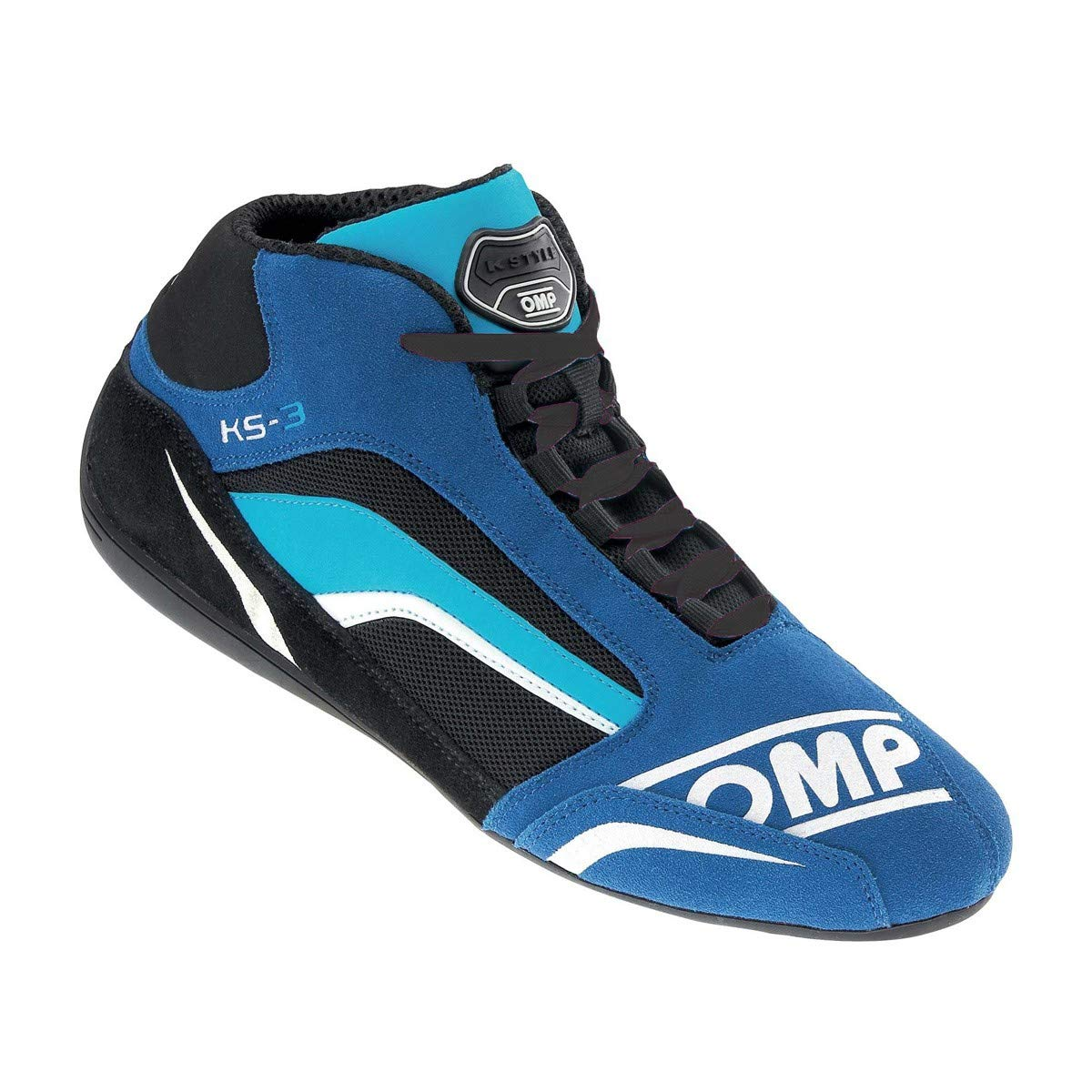 OMP Unisex-Adult KS-3 Shoes (Blue/Cyan, 45)