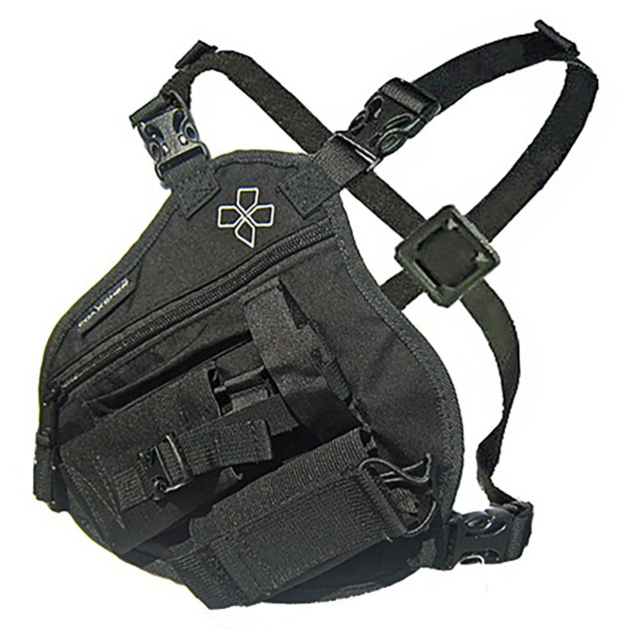 Coaxsher RP-1 Scout Radio Chest Harness by COAXSHER