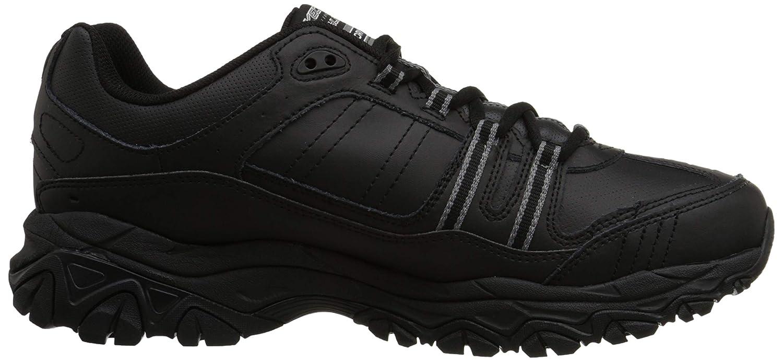 Skechers-Men-039-s-After-Burn-Memory-Fit-Strike-Off-Lace-Up-Sneaker thumbnail 7