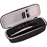 LTGEM EVA Hard Case Travel Carrying Storage Bag for Anker Premium Stereo Bluetooth 4.0 Wireless Speaker (A3143). Fits USB Cable and Charger.