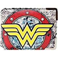 DC 80A325 Wonder Woman Tarjetero/Mini Monedero/Tarjetero para Tarjeta
