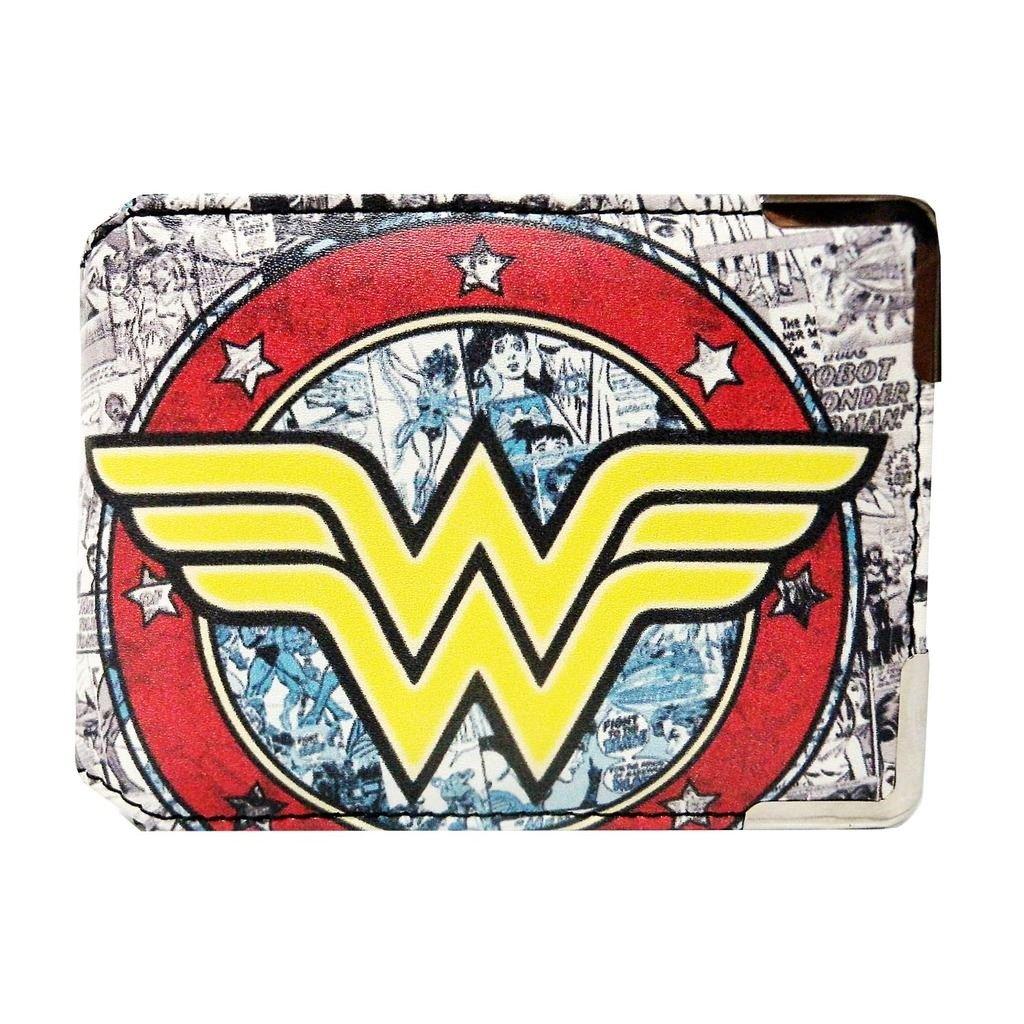 DC 80A325 Wonder Woman Tarjetero/Mini Monedero/Tarjetero para ...