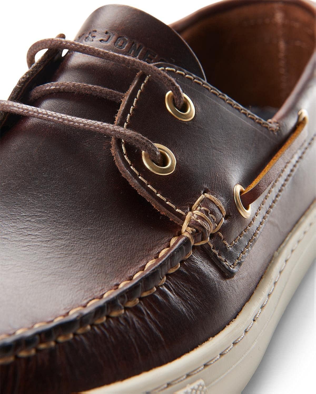 JACK&JONES 12137498 12137498 12137498 Scarpa in Pelle MOD.JFWJAMMIN Leather TG 42 05640a