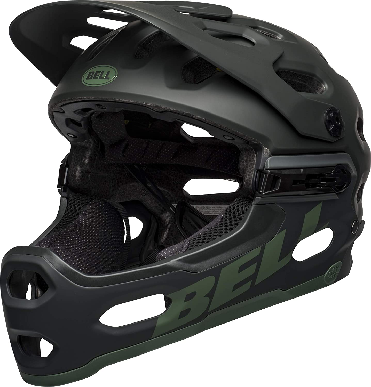 Bell Super Adult Mountain Bike Helmet
