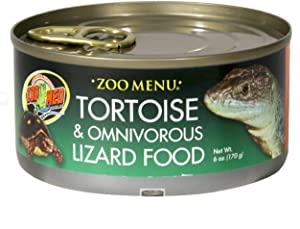 Zoo Med Laboratories SZMZM30 Land Tortoise and Omnivore Food, 6-Ounce