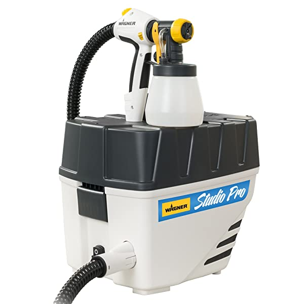 Best Budget Commercial Paint Sprayer: Wagner 0529050 Studio Pro