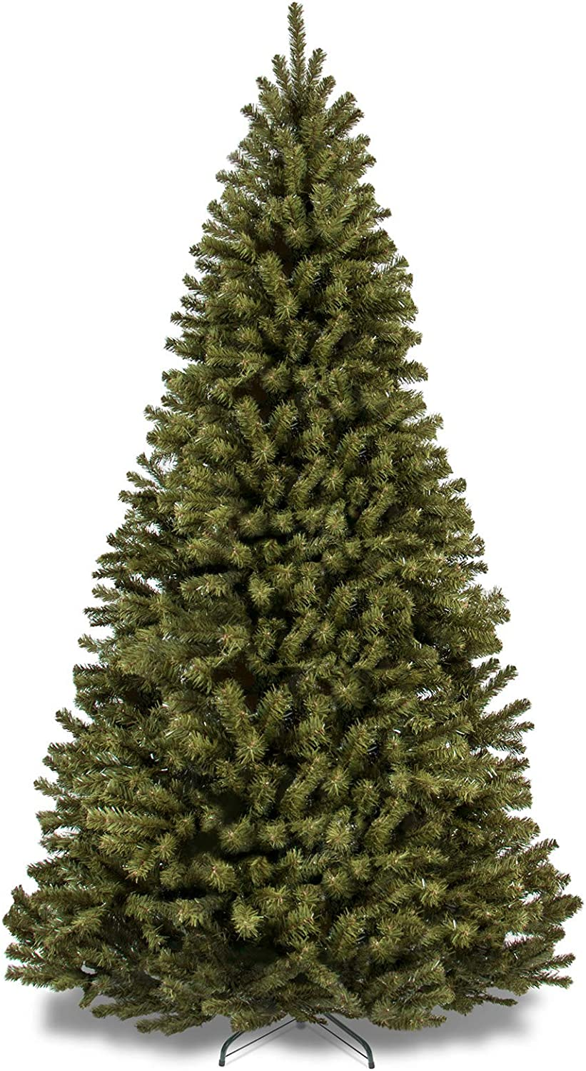 B01L9X99GC Best Choice Products 7.5ft Premium Spruce Hinged Artificial Christmas Tree w/Easy Assembly, Foldable Stand, Green 71AiOGLoz5L