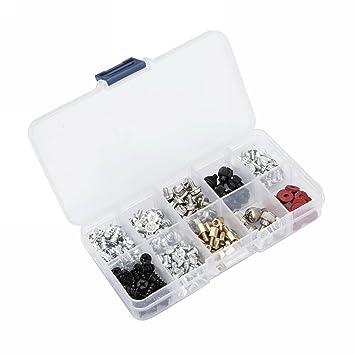 Kit de tornillos para ordenadores, 228de piezas, para montaje de ordenadores de