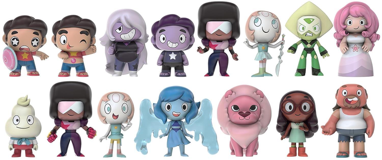 One Mystery Figure 9202 Accessory Toys /& Games Steven Universe Funko Mystery Mini