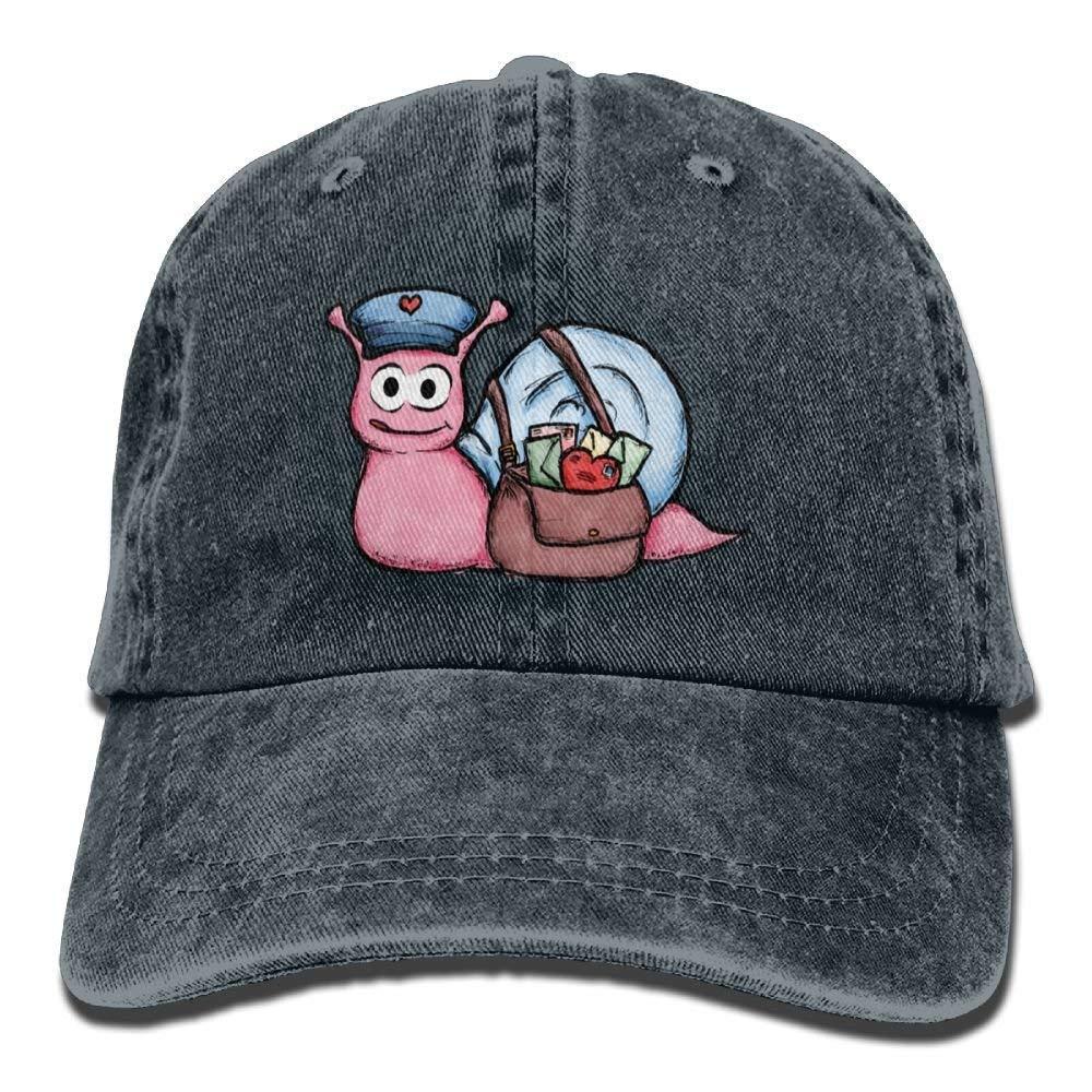 Snail Mail Denim Hat Adjustable Men Tactical Baseball Cap JTRVW Cowboy Hats