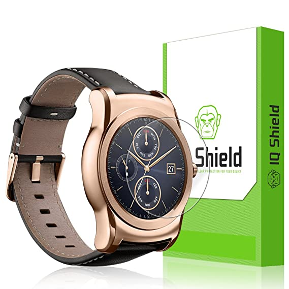 Amazon.com: LG Watch Urbane Screen Protector, IQ Shield ...