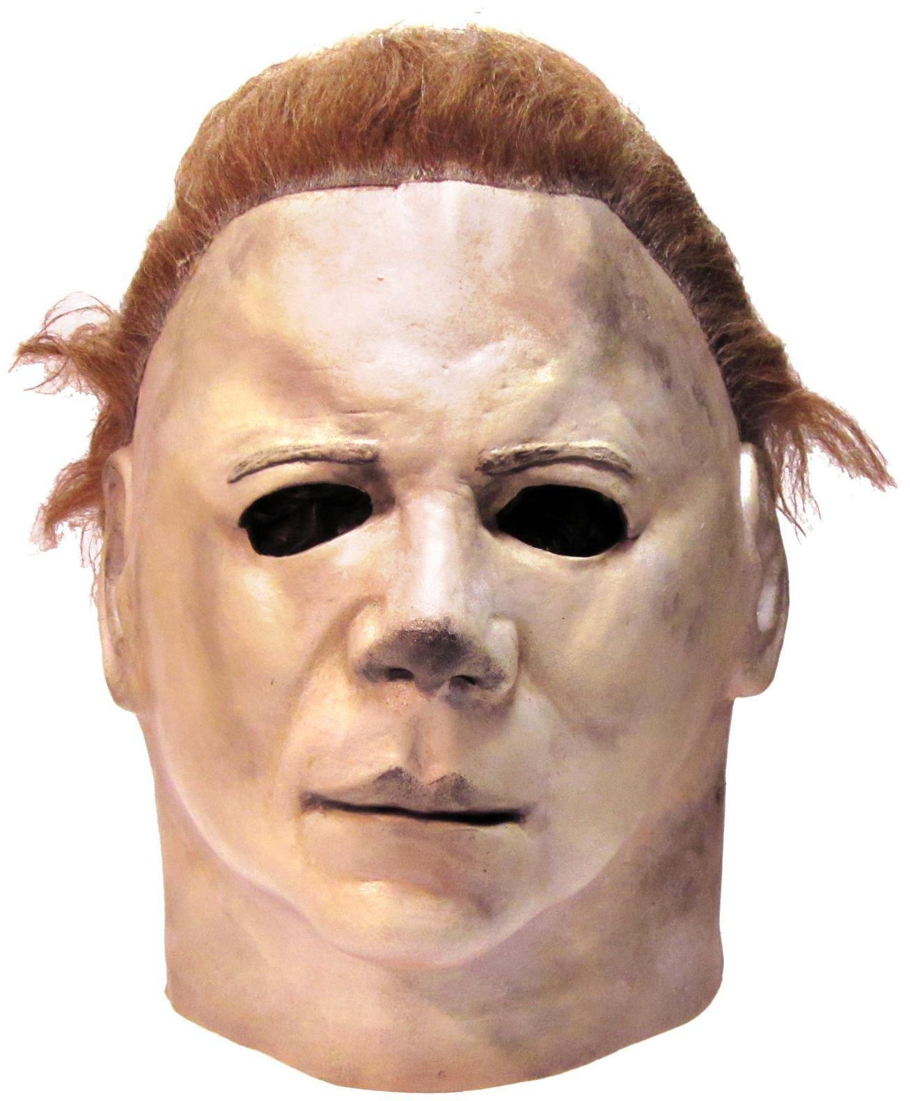 Trick Or Treat Studios Halloween II Michael Myers Mask, One Size by Trick Or Treat Studios