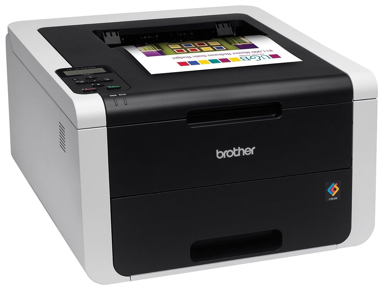 Brother HL-3170CDW - Impresora láser (2400 x 600 dpi, BR-Script 3 ...