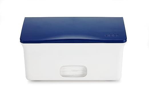2 opinioni per Ubbi 10141 Dispenser di Salviette, Blu Chiaro