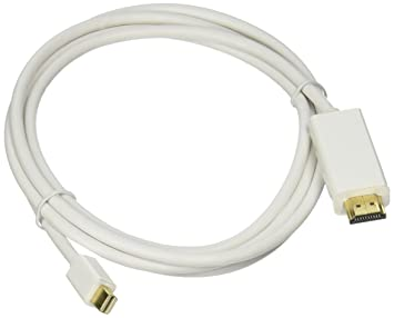 C & E Mini _ dis-hdmi-cb6 Mini DisplayPort a HDMI adaptador Cable