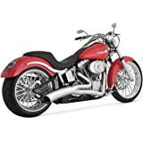 Vance and Hines Big Radius 2:1 Full System Exhaust for Harley Davidson 1986-201 - One Size