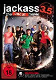 Jackass 3.5 - The Uncut Movie [Import allemand]
