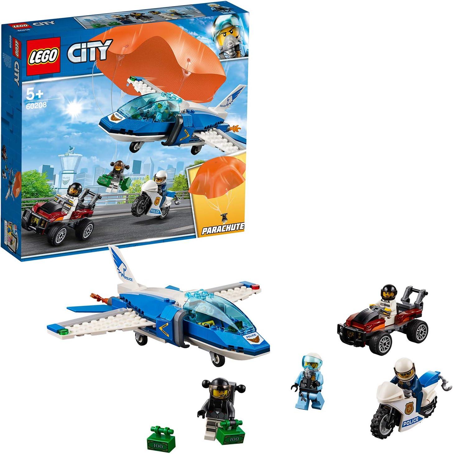 Lego 75945 Harry Potter Spero patronum Set avec 4 mini figurines et Patronus