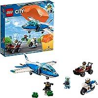 LEGO® City Gökyüzü Polisi Paraşütle Tutuklama (60208)