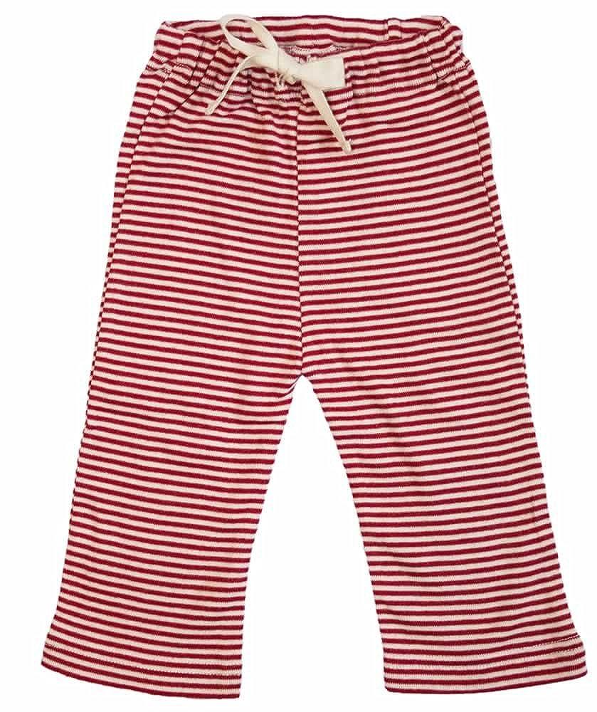 Nature Baby Organic Cotton Drawstring Pants