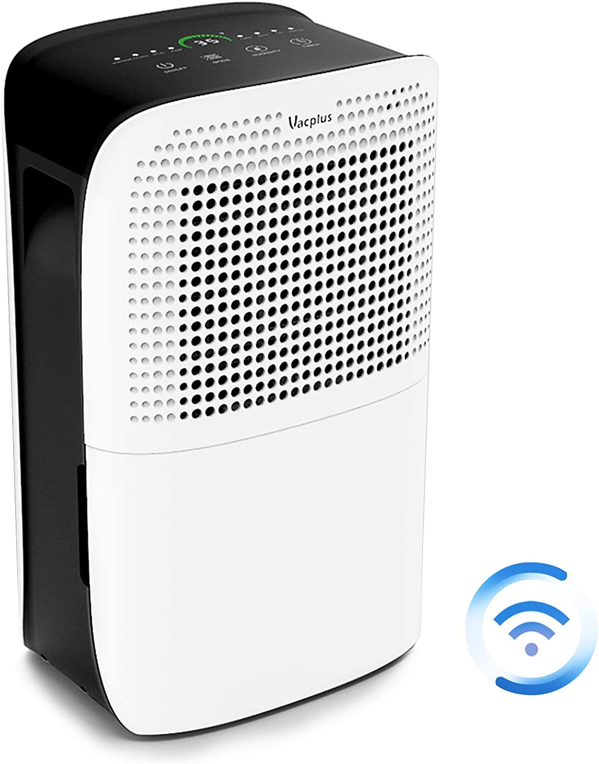Vacplus 50 Pints Dehumidifier with WiFi Review