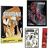 O mundo sombrio de Sabrina – Vol. 2: (pôster + marcador + cartela de tatuagem)