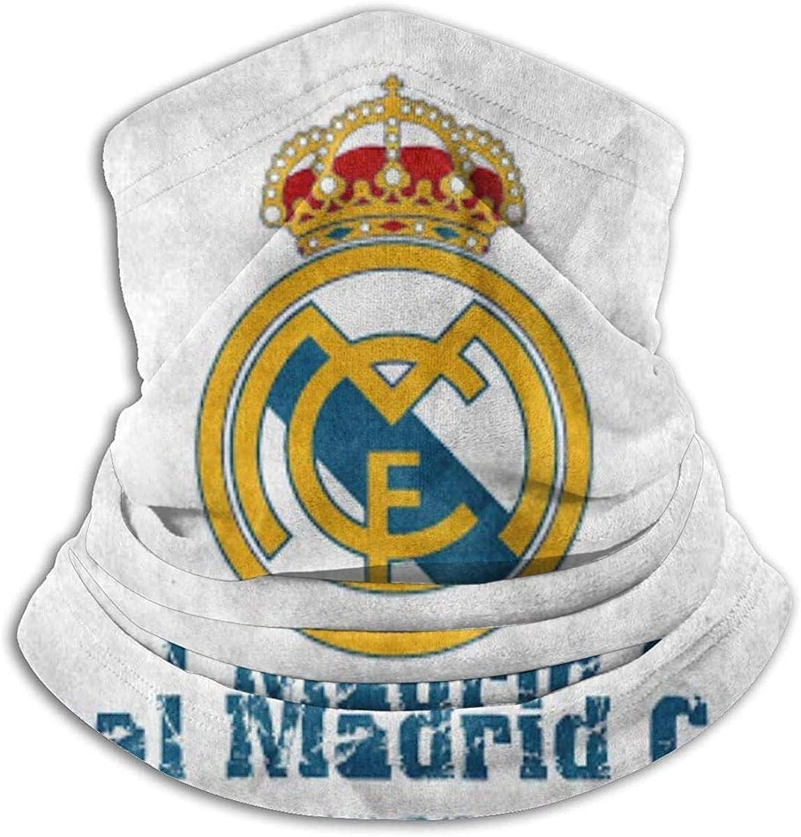 Real Football Madrid del Club Calentador de cuello de ...