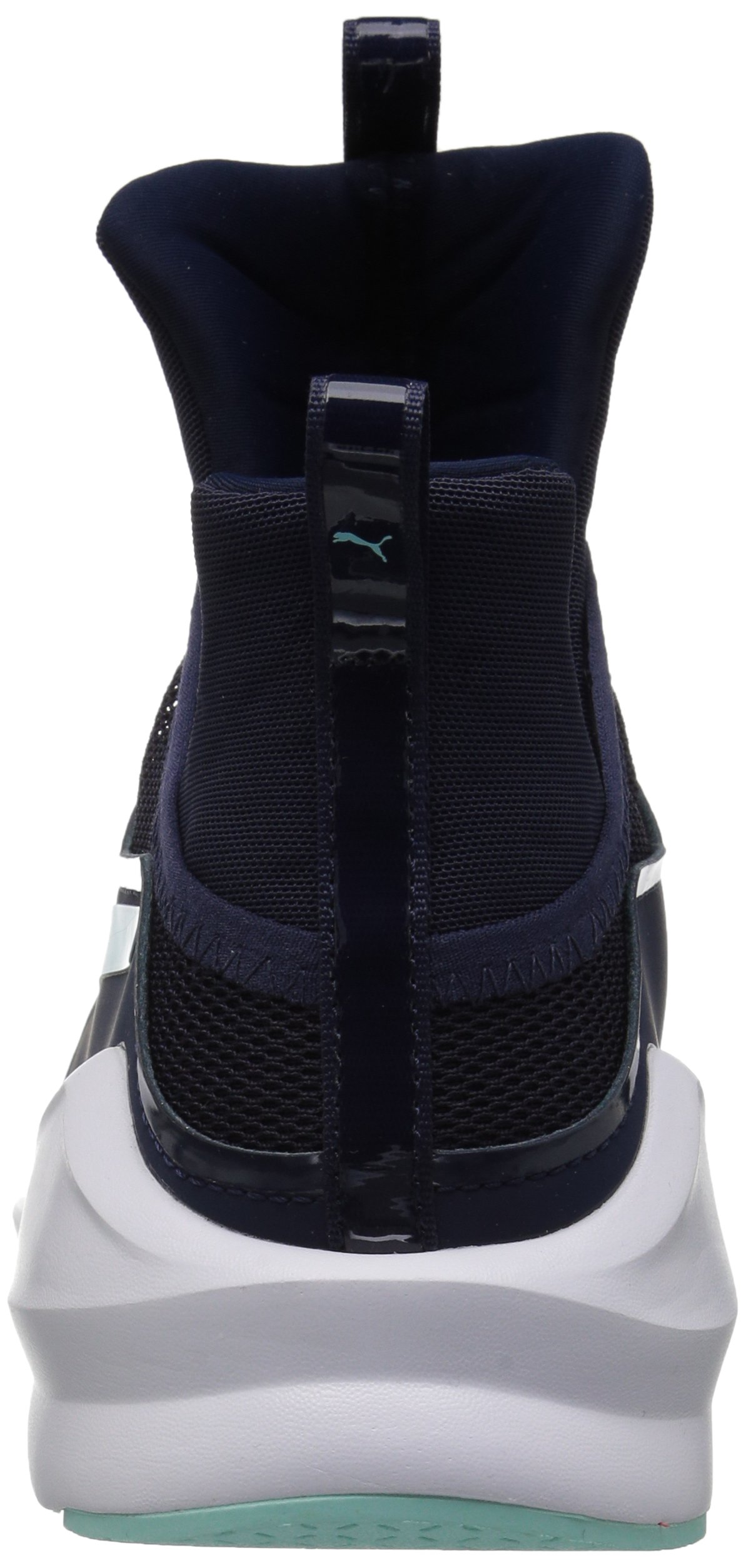 PUMA Women's Fierce Core Sneaker, Peacoat-Island Paradise, 9 M US by PUMA (Image #2)
