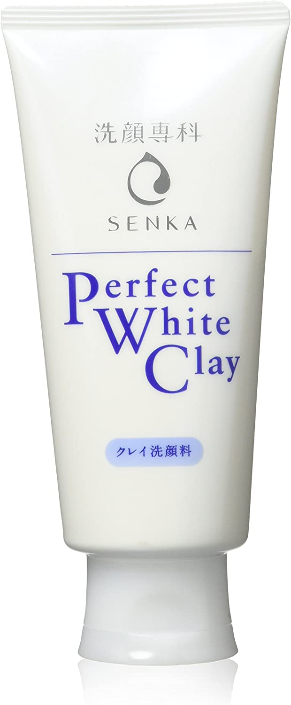 クレイ洗顔 洗顔専科 パーフェクトホワイト