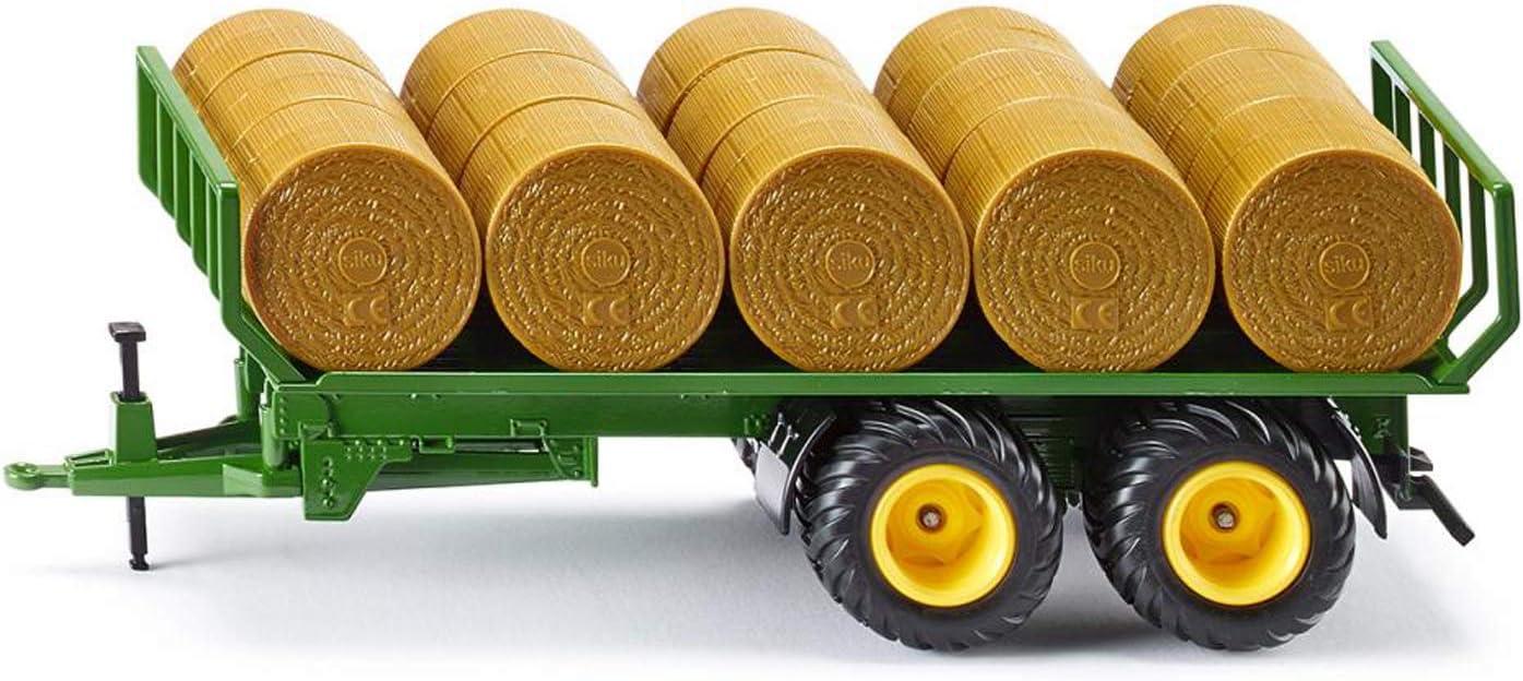 10 unterlegkeile jaune avec support pour SIKU Farmer 1:32 et control 32