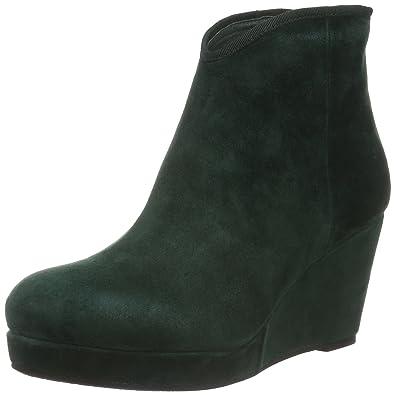 S150C, Bottes Classiques Femme - Vert - Vert (Green), 38 EUSofie Schnoor