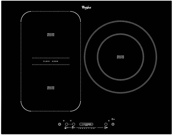 Whirlpool acm807bf placa de cocina: Amazon.es: Grandes ...