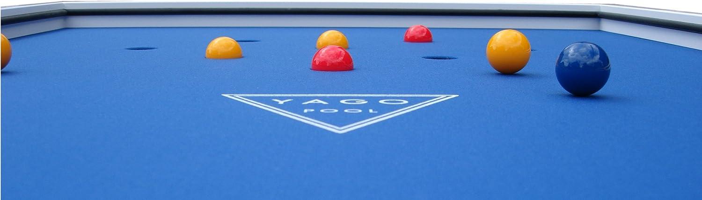 YAGO POOL Original - Mesa de Billar: Amazon.es: Deportes y aire libre
