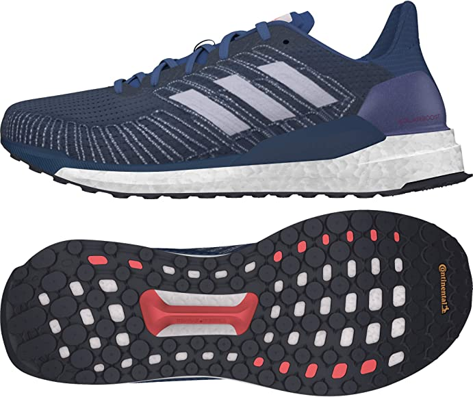 adidas Solar Boost 19 W, Zapatillas Running Mujer: Amazon.es: Zapatos y complementos