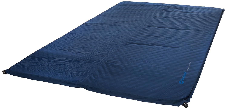 Outwell Erwachsene Dreamboat Double 7.5 cm Luftmatratze, Blau, One Größe