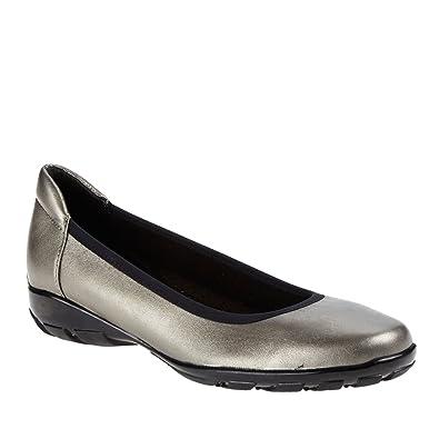 bdbe56d54c7 VANELi Womens Arvel Closed Toe Ankle Strap Slide Flats