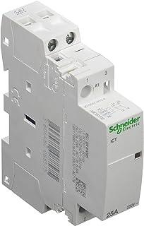 Schneider Electric A9C20732 Contactor Modular Ict 25A 2No 230-.240V 50Hz